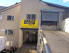 Waterfoot Business Centre Location